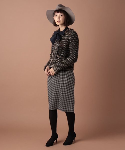 OLD ENGLAND(オールド イングランド)/BINDAドットプリントスカート/58510461_img02