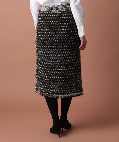 OLD ENGLAND(オールド イングランド)/ツィードニットスカート/58520091_img03