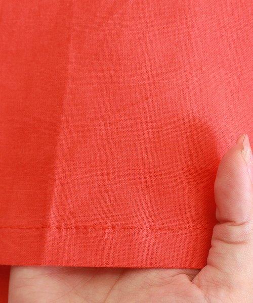 Amulet(アミュレット)/半袖シンプルワンピース レディース 半袖 きれいめ 春 夏 40代 30代ファッションシンプル 【vl-5166】【S/S】/vl-5166_img03