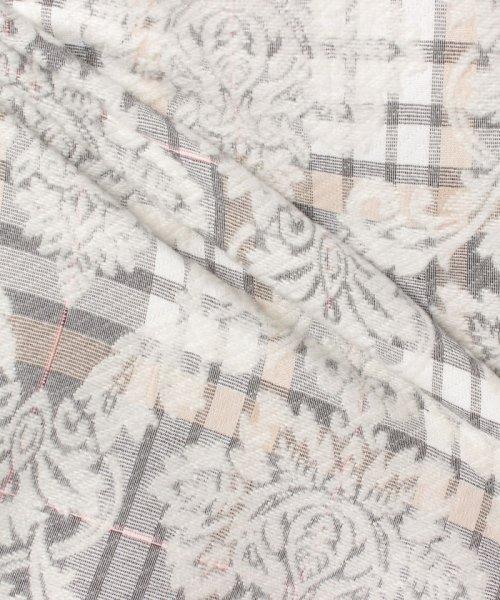 Apuweiser-riche(アプワイザー リッシェ)/★【andGIRL/美人百花 10月号掲載】チェックジャガードタイトスカート/28338390_img28