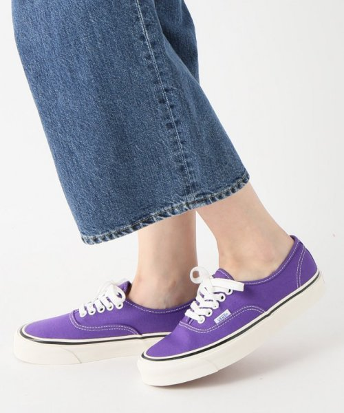 JOINT WORKS(ジョイントワークス)/VANS authentic 44dx/18093711780430_img12