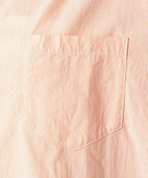 FREDY REPIT(フレディレピ)/ストライプスキッパーシャツ/8-0342-3-21-001_img06