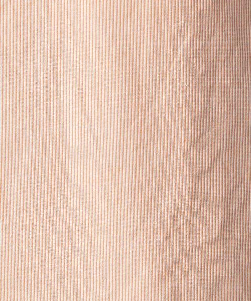 FREDY REPIT(フレディレピ)/ストライプスキッパーシャツ/8-0342-3-21-001_img07