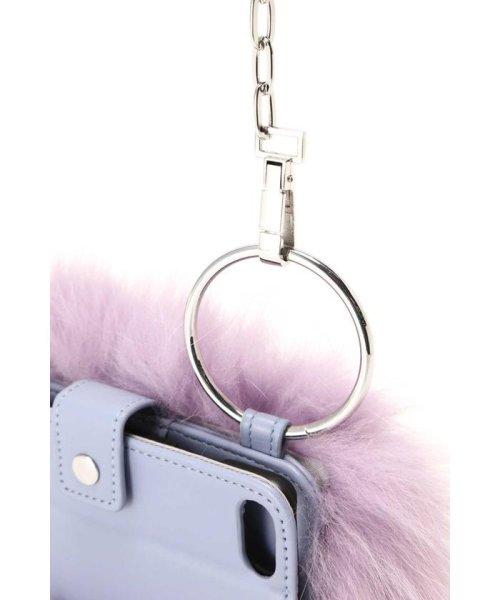 ROSE BUD(ローズバッド)/ファーポシェット型iPhone7/8ケース/6018278002_img10