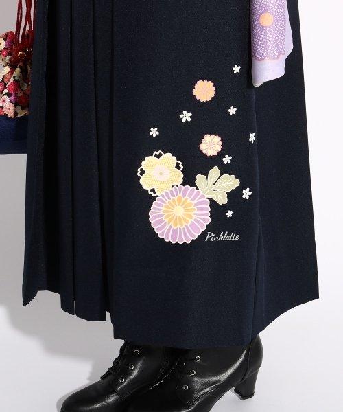 PINK-latte(ピンク ラテ)/【卒服】【WEB限定】袴セット※数量限定/99990931941034_img08