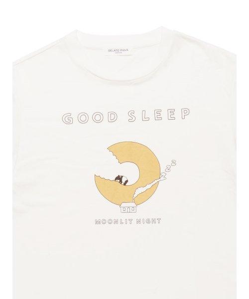 GELATO PIQUE HOMME(GELATO PIQUE HOMME)/【GELATO PIQUE HOMME】GOOD SLEEPワンポイントTシャツ/PMCT184960_img03