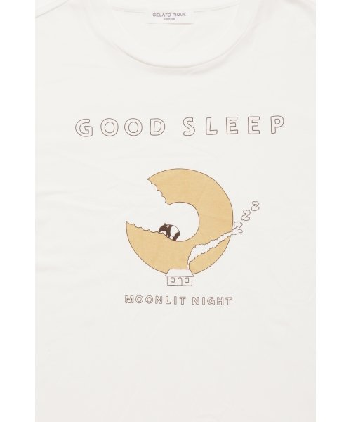 GELATO PIQUE HOMME(GELATO PIQUE HOMME)/【GELATO PIQUE HOMME】GOOD SLEEPワンポイントTシャツ/PMCT184960_img05