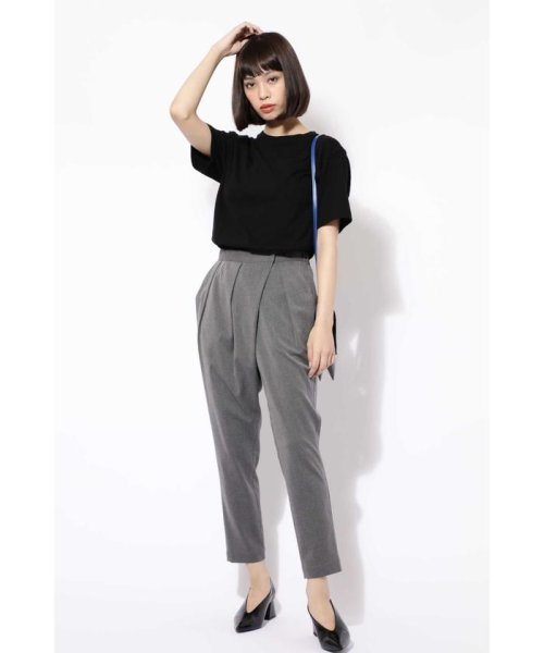 ROSE BUD(ローズバッド)/CROSS FRONT SAROUEL PANTS/6008230017_img05
