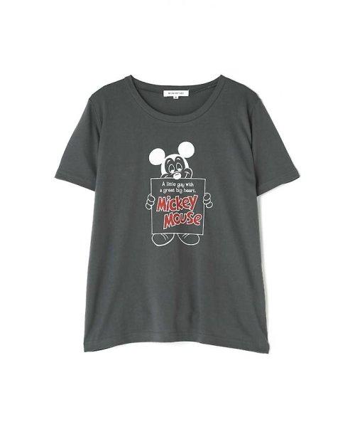 NATURAL BEAUTY BASIC(ナチュラル ビューティー ベーシック)/Disneyコレクション・ミッキーTシャツ/0178263871_img08