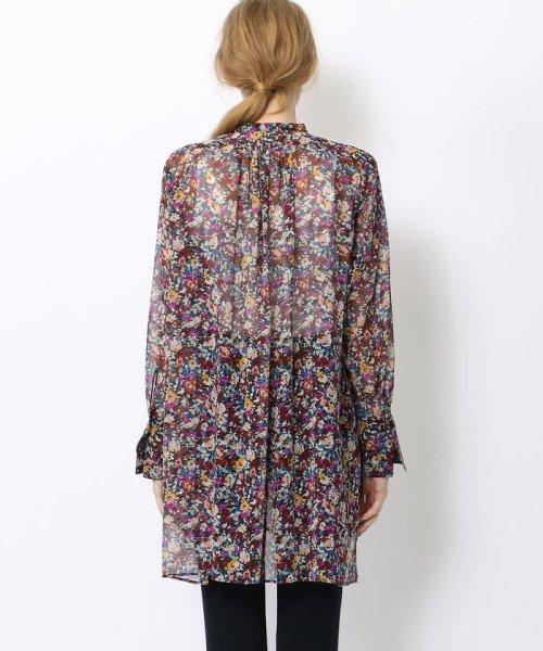 SOULEIADO(SOULEIADO)/ポリエステルプリント ドレスシャツ/75018401101_img05
