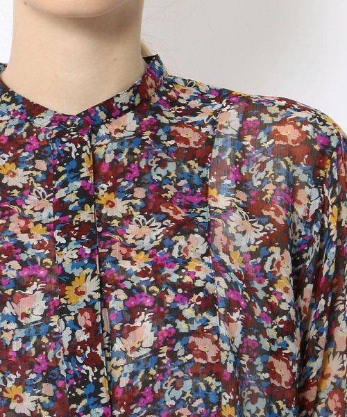 SOULEIADO(SOULEIADO)/ポリエステルプリント ドレスシャツ/75018401101_img07