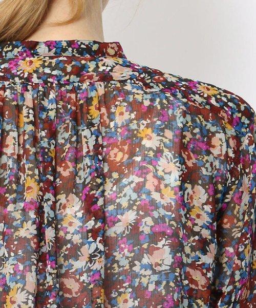 SOULEIADO(SOULEIADO)/ポリエステルプリント ドレスシャツ/75018401101_img08