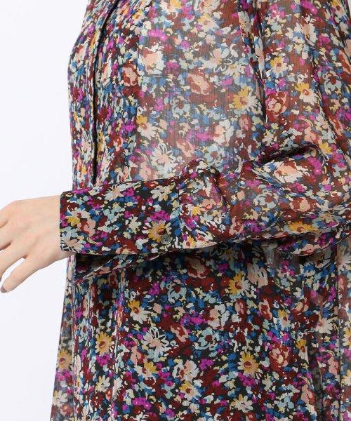 SOULEIADO(SOULEIADO)/ポリエステルプリント ドレスシャツ/75018401101_img09