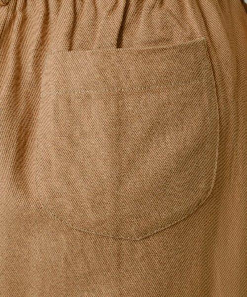 DOUBLE NAME(ダブルネーム)/ベルト付ライン台形スカート/286213390_img08