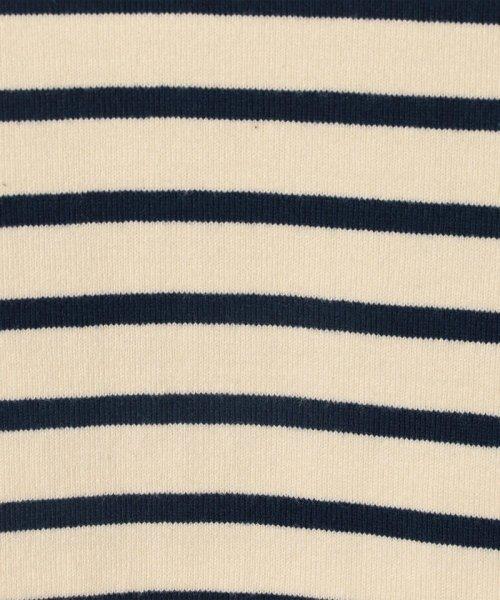 SHIPS KIDS(シップスキッズ)/SHIPS KIDS:マリン ボーダー ボートネック バスクシャツ(80~90cm)/512040354_img04