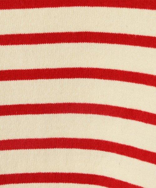 SHIPS KIDS(シップスキッズ)/SHIPS KIDS:マリン ボーダー ボートネック バスクシャツ(80~90cm)/512040354_img05