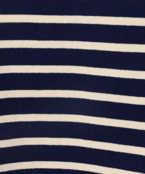 SHIPS KIDS(シップスキッズ)/SHIPS KIDS:マリン ボーダー ボートネック バスクシャツ(80~90cm)/512040354_img07