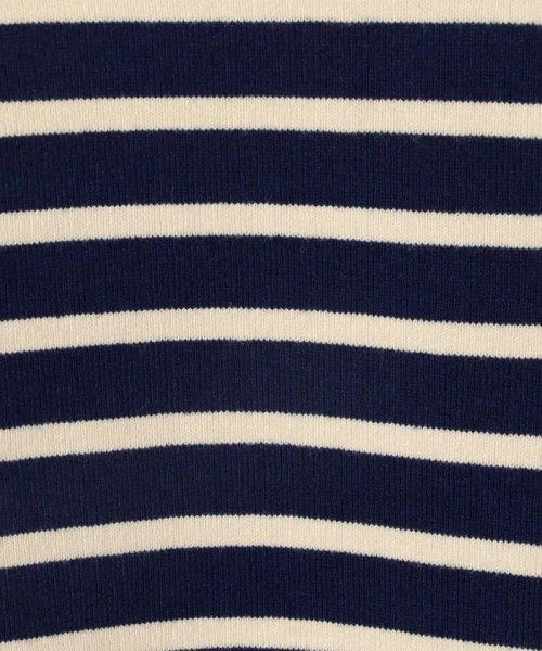 SHIPS KIDS(シップスキッズ)/SHIPS KIDS:マリン ボーダー ボートネック バスクシャツ(80~90cm)/512040354_img08
