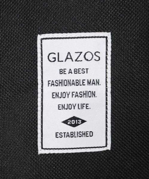 GLAZOS(グラソス)/フラップ付き保冷リュック/is06140_img05