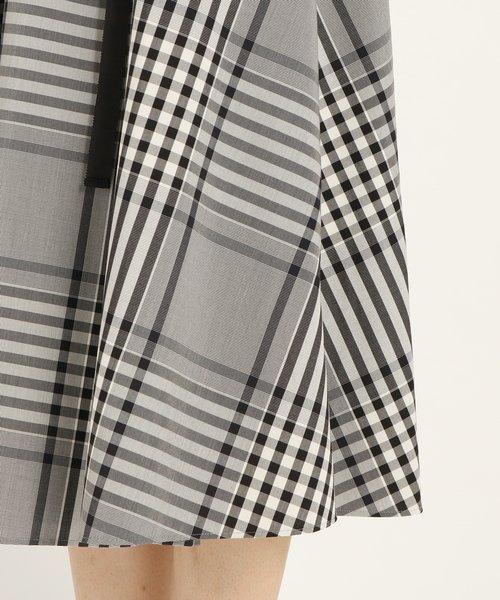 UNIVERVAL MUSE(ユニバーバル ミューズ)/『and GIRL9月号掲載』エレナチェック スカート/8574220_img14