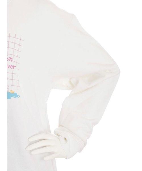 merry jenny(メリージェニー)/【ゆりやんレトリィバァ 】おふろゆりやんトレーナー/281852707001_img10