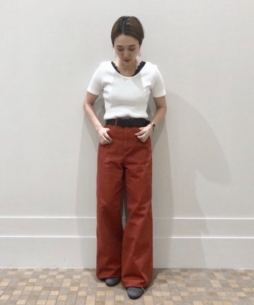 BEAMS OUTLET(ビームス アウトレット)/RED CARD / Glory CO パンツ/61230475095_img01