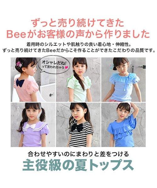 子供服Bee(子供服Bee)/6タイプから選べる半袖Tシャツ/tbb00007_img03