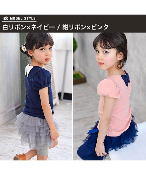 子供服Bee(子供服Bee)/6タイプから選べる半袖Tシャツ/tbb00007_img04