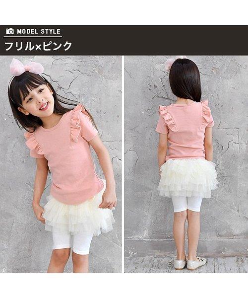 子供服Bee(子供服Bee)/6タイプから選べる半袖Tシャツ/tbb00007_img07