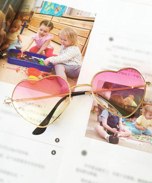miniministore(ミニミニストア)/サングラス レディース ハート型 グラデーション めがね グラサン メガネ 眼鏡/1KALUN-001_img02