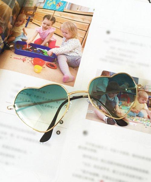 miniministore(ミニミニストア)/サングラス レディース ハート型 グラデーション めがね グラサン メガネ 眼鏡/1KALUN-001_img04