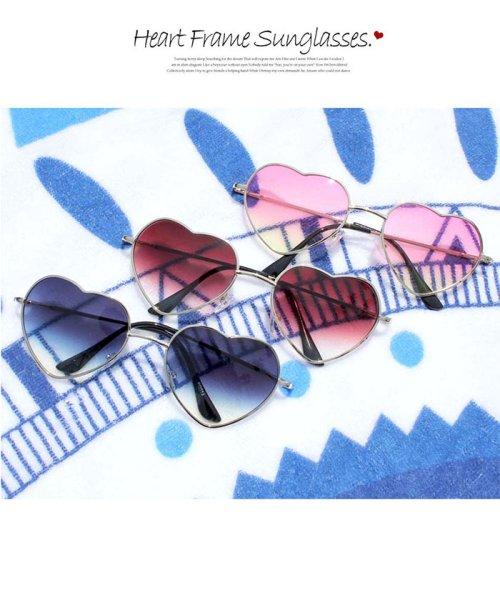 miniministore(ミニミニストア)/サングラス レディース ハート型 グラデーション めがね グラサン メガネ 眼鏡/1KALUN-001_img09