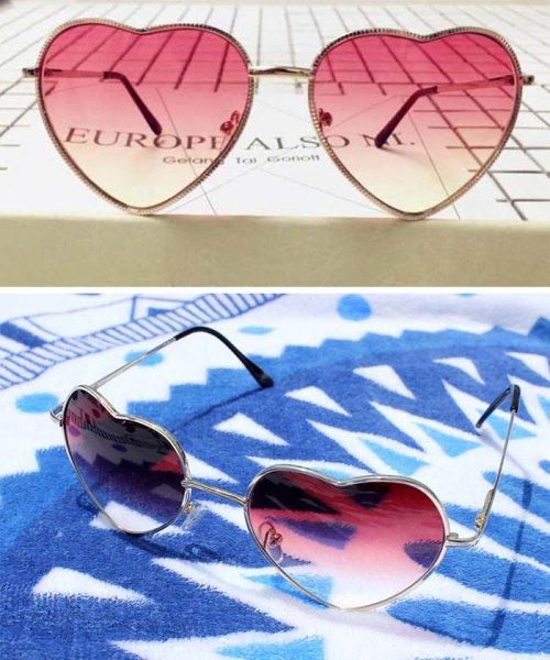 miniministore(ミニミニストア)/サングラス レディース ハート型 グラデーション めがね グラサン メガネ 眼鏡/1KALUN-001_img10