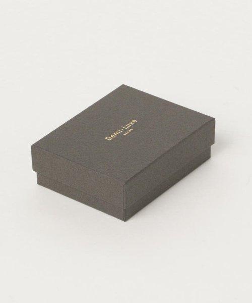 Demi-Luxe BEAMS(デミルクスビームス)/Demi-Luxe BEAMS / スタッズ 三つ折財布/64640240914_img07