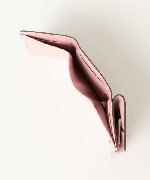 Demi-Luxe BEAMS(デミルクスビームス)/Demi-Luxe BEAMS / スタッズ 三つ折財布/64640240914_img12