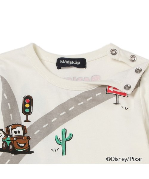 kladskap(クレードスコープ)/カーズコラボワッペンTシャツ/5383205_img02
