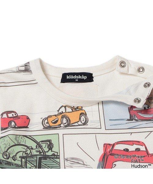 kladskap(クレードスコープ)/カーズプリント半袖Tシャツ/5383203_img02