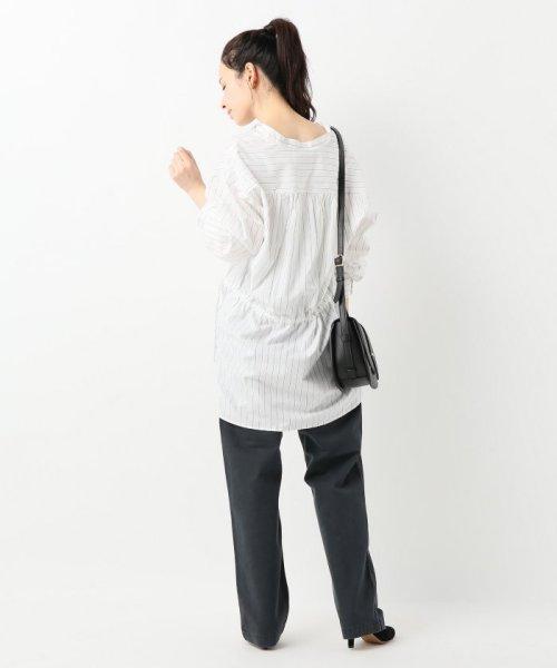 SLOBE IENA(スローブ イエナ)/スキッパーチュニックシャツ/18050912801030_img02