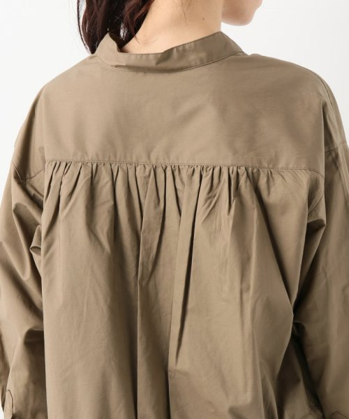SLOBE IENA(スローブ イエナ)/スキッパーチュニックシャツ/18050912801030_img11
