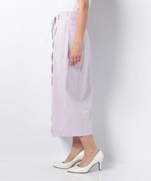 MIIA(ミーア)/ハイウエストスカラップタイトスカート/32831216_img07