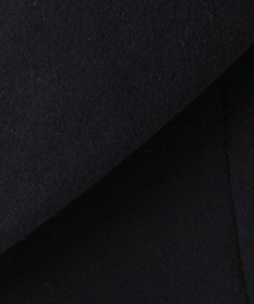 Spick & Span(スピック&スパン)/Wフェイススタンドノーカラーコート◆/18020200595030_img17
