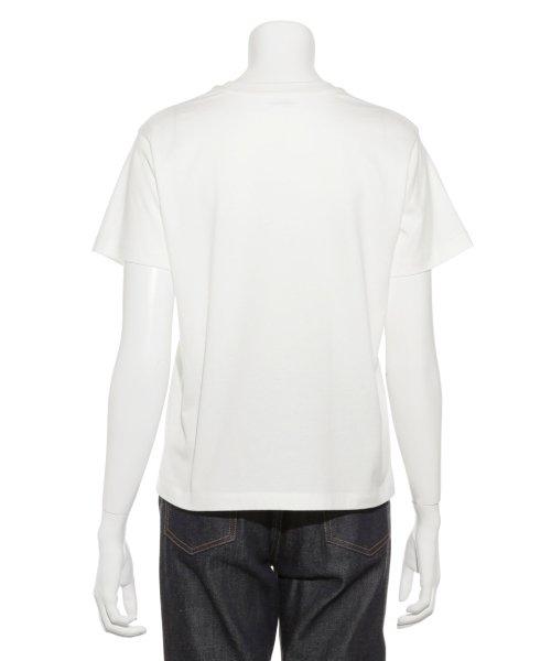 Mila Owen(ミラオーウェン)/3段ロゴTシャツ/09WCT184181_img03