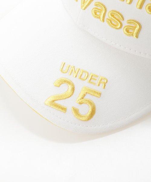 Samantha Thavasa UNDER25&NO.7(サマンサタバサアンダー)/トーナメントキャップホワイト/00771815190002_img03
