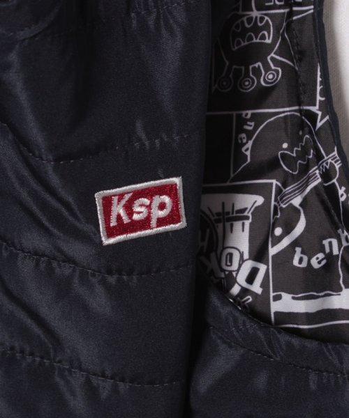 kladskap(クレードスコープ)/Ksp中綿ベスト/5383304_img05