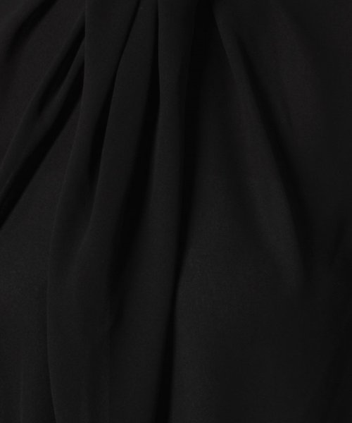 LAPINE FORMAL(ラピーヌ フォーマル)/【オールシーズン・喪服・礼服・フォーマル用】ドレープフォーマルブラウス/460256_img04