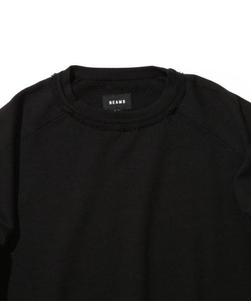 BEAMS OUTLET(ビームス アウトレット)/BEAMS / タチキリ ラグラン スウェットシャツ/11131564925_img02