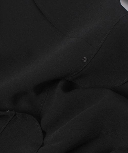 LAPINE FORMAL(ラピーヌ フォーマル)/【オールシーズン・喪服・礼服・フォーマル用】テーラードアンサンブル・セットアップ/495502_img09