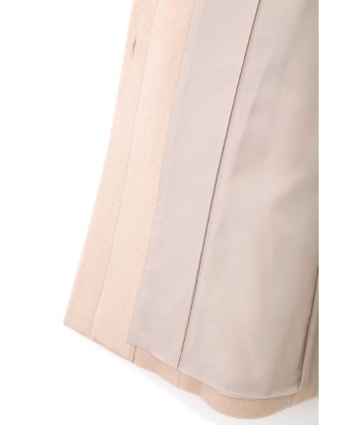 PROPORTION BODY DRESSING(プロポーション ボディドレッシング)/★【CanCam 12月号掲載】◆ファーティペット付ノーカラーコート/1218252001_img27