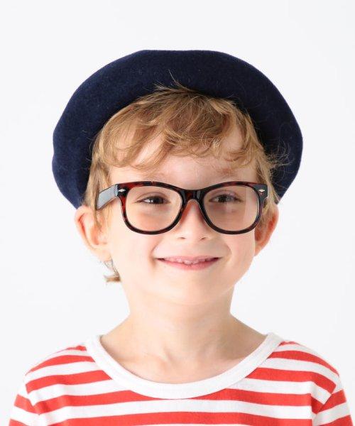 こどもビームス(こどもビームス)/こども ビームス / 配色 チョビ ベレー帽 (S~M)/55410418412_img02
