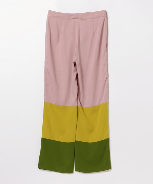 BEAMS OUTLET(ビームス アウトレット)/sister jane / Color Blok Pants/61230484241_img04
